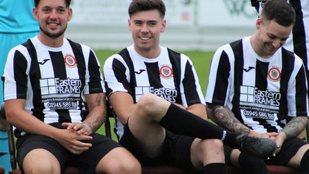 Wisbech Town FC will wear traditional home and away kits to mark their centenary year for the 2020-2