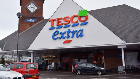 Tesco Hatfield. Picture: Kevin Lines