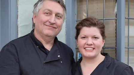Brian and Jeni Cairns, owners of Fresh Pizza Company and Cookhouse in Whittlesey. Pictures: Fresh Pi