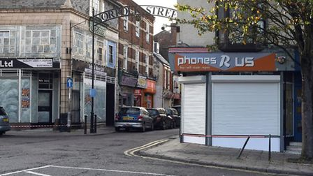Part of Wisbech now subject to dispersal order to prevent re-occurence of the violence as rival grou