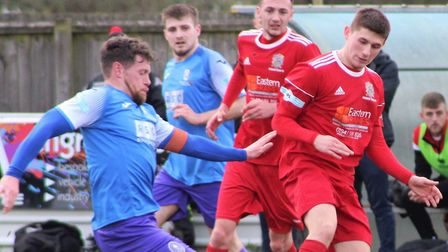 Wisbech Town need to continue showing positivity if they are to get results according to manager Bre