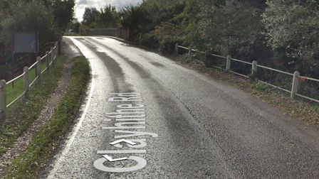 Police are appealing for information following a collision on Clayhithe Road, near Waterbeach. Pictu