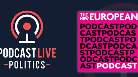 The New European Podcast is taking part in Podcast Live.