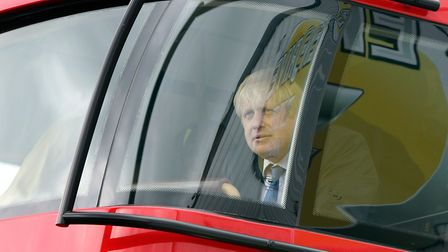 The company that manufactures the 'Boris bus', Wrightbus, is posied to go into administration. Pictu