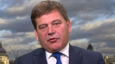 """Andrew Bridgen reacted to the Supreme Court's ruling against the government as an """"absolute disgrace"""