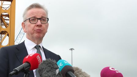 Michael Gove has refused to apologise for his government's unlawful actions. Picture: Liam McBurney/