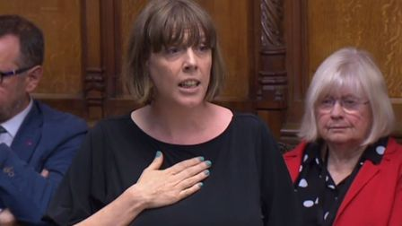 Jess Phillips MP has accused Boris Johnson of having a deliberately divisive strategy in his rhetoric. Picture: UK Parliament