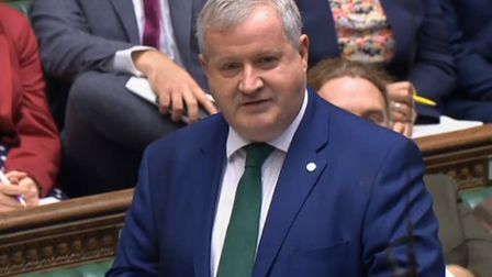 Ian Blackford speaking in the House of Commons
