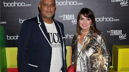 Boohoo was founded by Mahmud Kamani (left). Picture: Getty Images