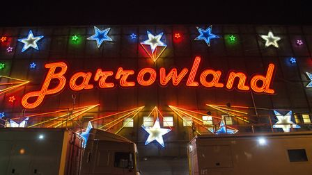 The Barrowland Ballroom in Glasgow, where Will Self's trip across the city came to an end. Picture: