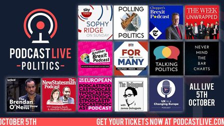 See Richard Porritt, Steve Anglesey and James Ball record The New European podcast live in London al
