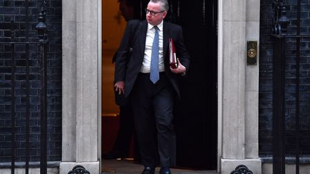 Michael Gove's job description has changed. Picture: Ben Stanstall/AFP/Getty Images