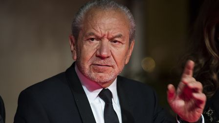 Lord Sugar has branded female MPs criticial of the PM as 'ranting women'