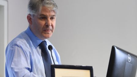 """Philip Davies has named two MPs he felt were chosen """"simply because of their gender"""". Picture: David"""
