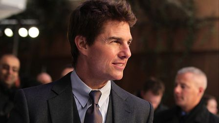 Tom Cruise (question five) Pic: PA Archive/Press Association Images