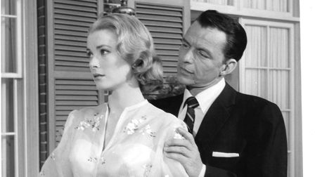 Grace Kelly And Frank Sinatra In 'High Society'. Photo: Metro-Goldwyn-Mayer/Getty Images