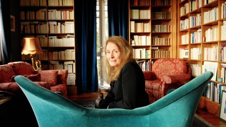 French writer Annie Ernaux, who has penned 'I Remain In Darkness'. Picture: Ulf Andersen/Getty Image