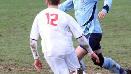 Beer Albion played Willand Rovers 2nds on Saturday, January 26. Picture by Alex Walton. Ref shsp 260