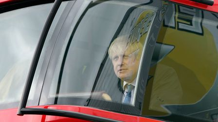 Michael White looks at Boris Johnson's Brexit leadership as the company that manufactured the 'Boris