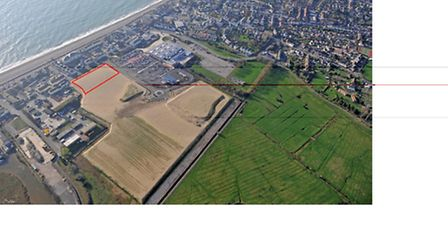 The Harbour Road site at Seaton once earmarked for a 100-bed hotel is now set to become retirement