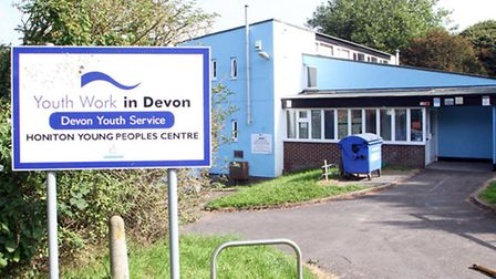Honiton Youth Centre. Ref mhh 4346-37-14AW. Picture: Alex Walton
