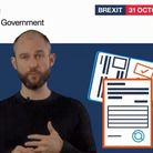 The government has made a series of videos explaining business after Brexit. Picture: Deparment for