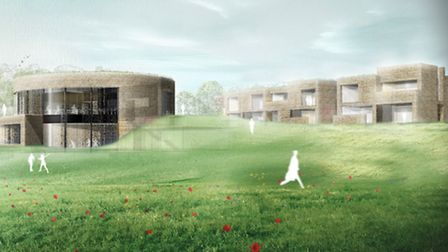 An artist's impression of the new Seaton Heights development