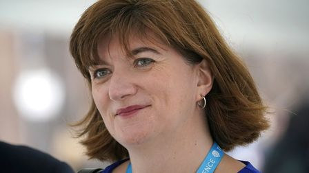 Nicky Morgan. Picture: Christopher Furlong/Getty Images
