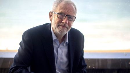 Labour Party leader Jeremy Corbyn believes there could be a general election before Christmas. Pictu