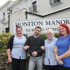 Honiton Manor Nursing Home are sponsoring the cost of the Be First Aid Smart scheme for Honiton's Li