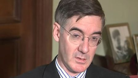 Jacob Ress-Mogg said that it's only 'speculation' that under the Benn Act Boris Johnson has to reque