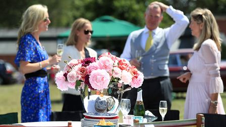 Royal Ascot racegoers. Will they be stockpiling Veuve Clicquot for a no-deal Brexit? Picture: Mike E