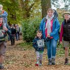 Participants enjoying last year's Jolly Good Jaunt. Picture: Mike Powell