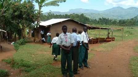 The school as it was in 2003. Picture courtesy of Richard Lucas