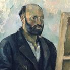 Authoritative Paul Cezanne's Self-Portait with Palette. Picture: Emil Buhrie
