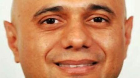 Local Government Minister Sajid Javid. Picture SUBMITTED