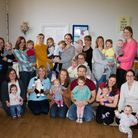 Sarah Glover holds Sing & Sign sessions in Honiton.Ref mhh 12 18TI 0019. Picture: Terry Ife