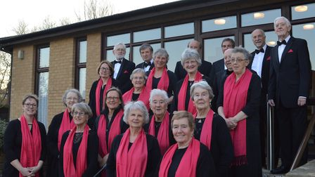 Seaton Choral Society. Picture: Contributed
