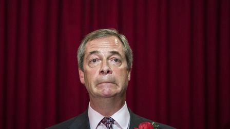 Nigel Farage has attempted to get Remainers wound up on Twitter. Picture: Rob Stothard/Getty Images)