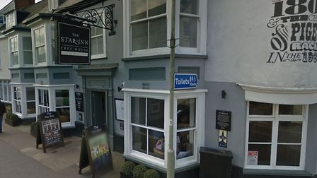 The Star Inn, Honiton. Picture: Google Maps