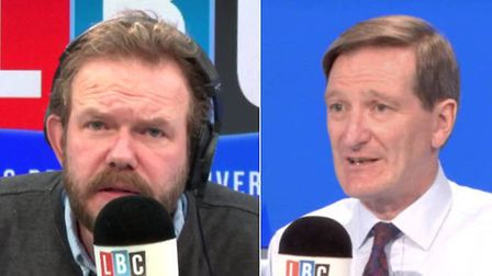 Dominc Grieve called the Government's reason for delay in publishing the report 'bogus'. Photo: LBC