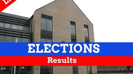 Election results 2019. Picture: Archant