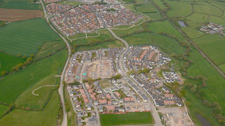 This photo by Chris Mills shows Cranbrook's expansion.