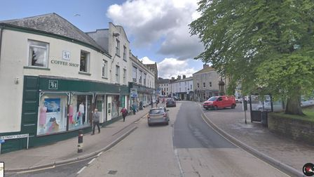 Axminster town centre. Picture: Google Maps