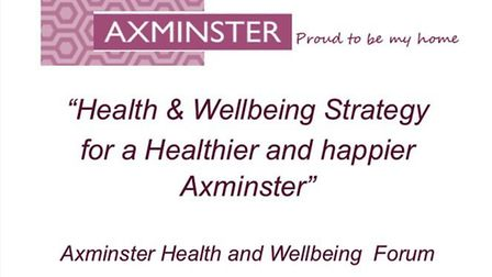 Working for ah a healthier Axminster. Picture: Light up Axminster