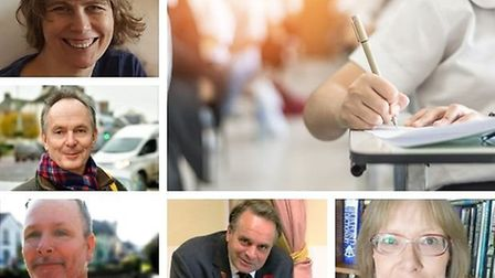 Election candidates for the Honiton and Tiverton seat have their say on education. Picture: Canva/Ge
