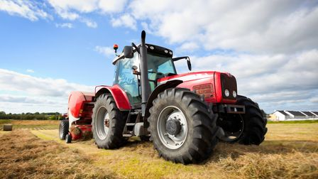 GPS systems in tractors have been targeted by thieves in East Devon. Picture: Getty Images