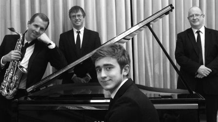 The Neil Maya Quartet. Picture: Courtesy of the artistes