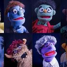 Some of the puppets in Avenue Q by Axminster Musical Theatre. Pictures: Suzanne McFadzean Photograph