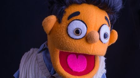 Princeton, a fresh faced kid just out of college, is one of the charcaters in Avenue Q, which is bei